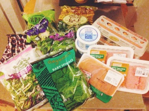 Trader Joe's Run Week 1