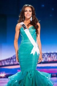 Heather Elwell, Miss Maine USA 2015, competes in her evening gown during the preliminary competition of the 2015 MISS USA pageant at the Baton Rouge River Center on Wednesday, July 8th. The 2015 Miss USA contestants are touring, filming, rehearsing and preparing to compete for the D.I.C. Crown in Baton Rouge, Louisiana. Tune in to the Reelz telecast at 8:00 PM ET on July 12, 2015 live from the Baton Rouge River Center to see who will be crowned Miss USA 2015. HO/Miss Universe Organization L.P., LLLP